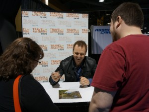 Meet and greet with Phil Keoghan