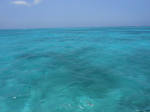 Turquoise Waters of Grand Cayman